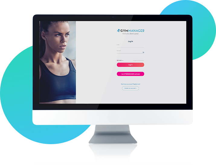 GYMMANAGER Online booking system for fitness clubs and gyms