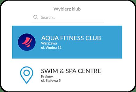Aplikacja mobilna dla basenu