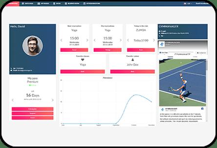 Rezerwacja online kortu tenisowego