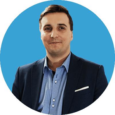 Mateusz Ropka, CEO